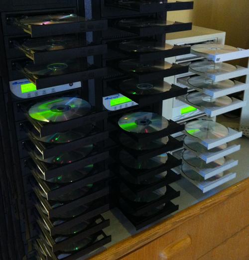 Attic Digital - CD DVD BLU-Ray Duplication